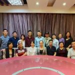 Professor RG Li Leads Doctoral Class of UTCMH Acupuncture at Guangzhou University of Chinese Medicine